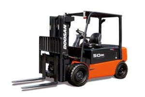 Electric forklifts – 4 wheel 4 to 5t – Pro-5 Series – Virgil